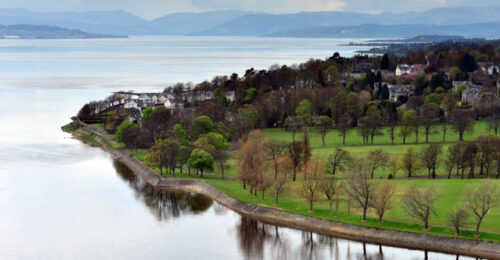 View of levengrove park